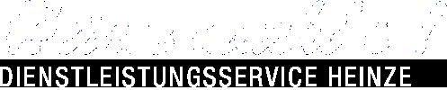 dienstleistungsservice heinze logo