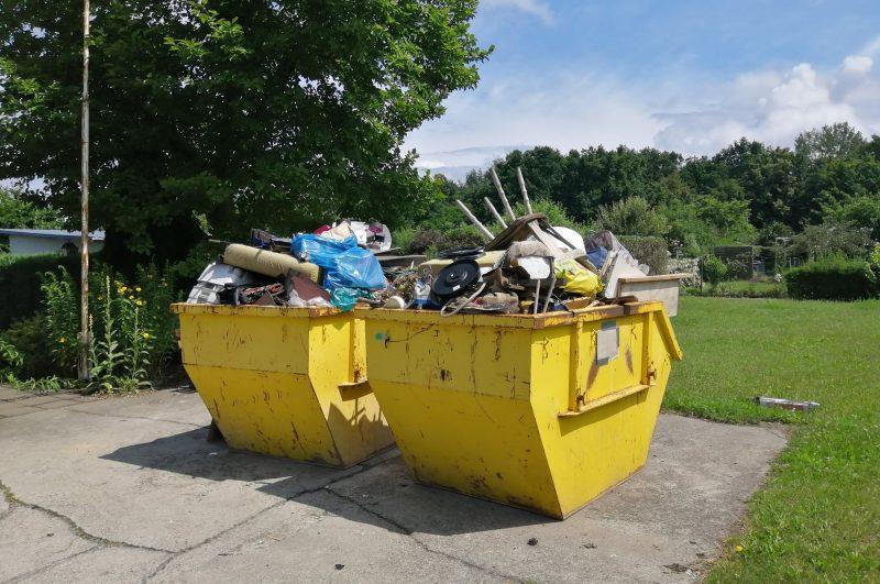 Containerdienst-Cottbus-Entsorgung-Sperrmüll
